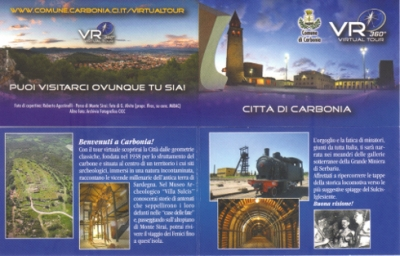 Carbonia da Vedere - Virtual Tour