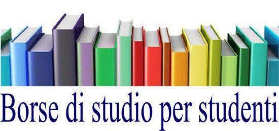 ampia scelta di colori e disegni design senza tempo comprare nuovo Comune di Carbonia - Avviso pagamento borse di studio e ...